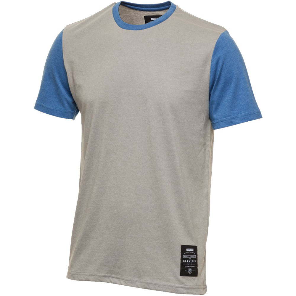 Electric Wilcox II Crew T-Shirt - Blue