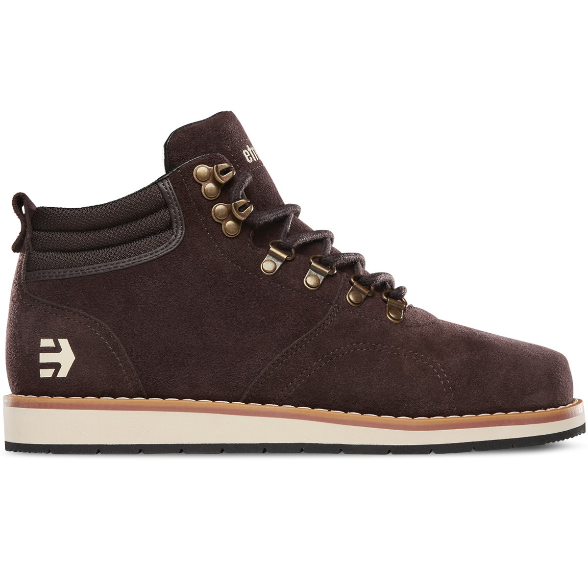 Etnies Polarise Shoes - Dark Brown - 9.0