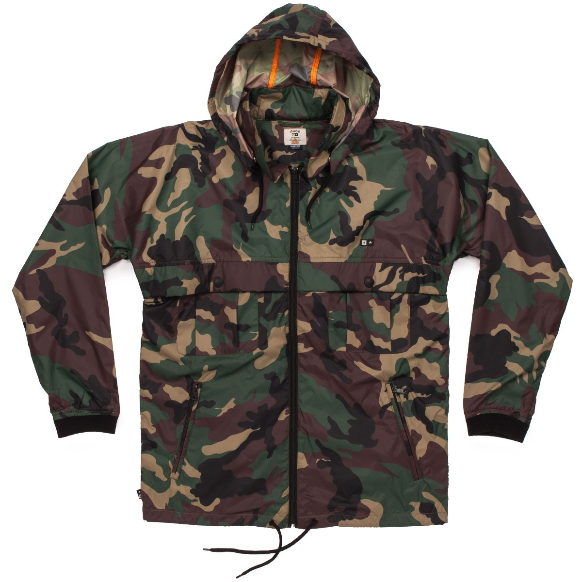 Fourstar Ishod Tour Jacket - Camo