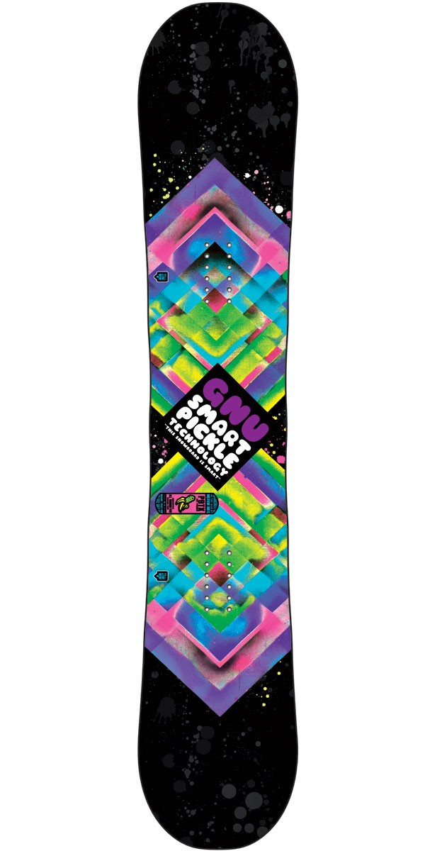 GNU Smart Pickle PBTX Women's Snowboard 2015