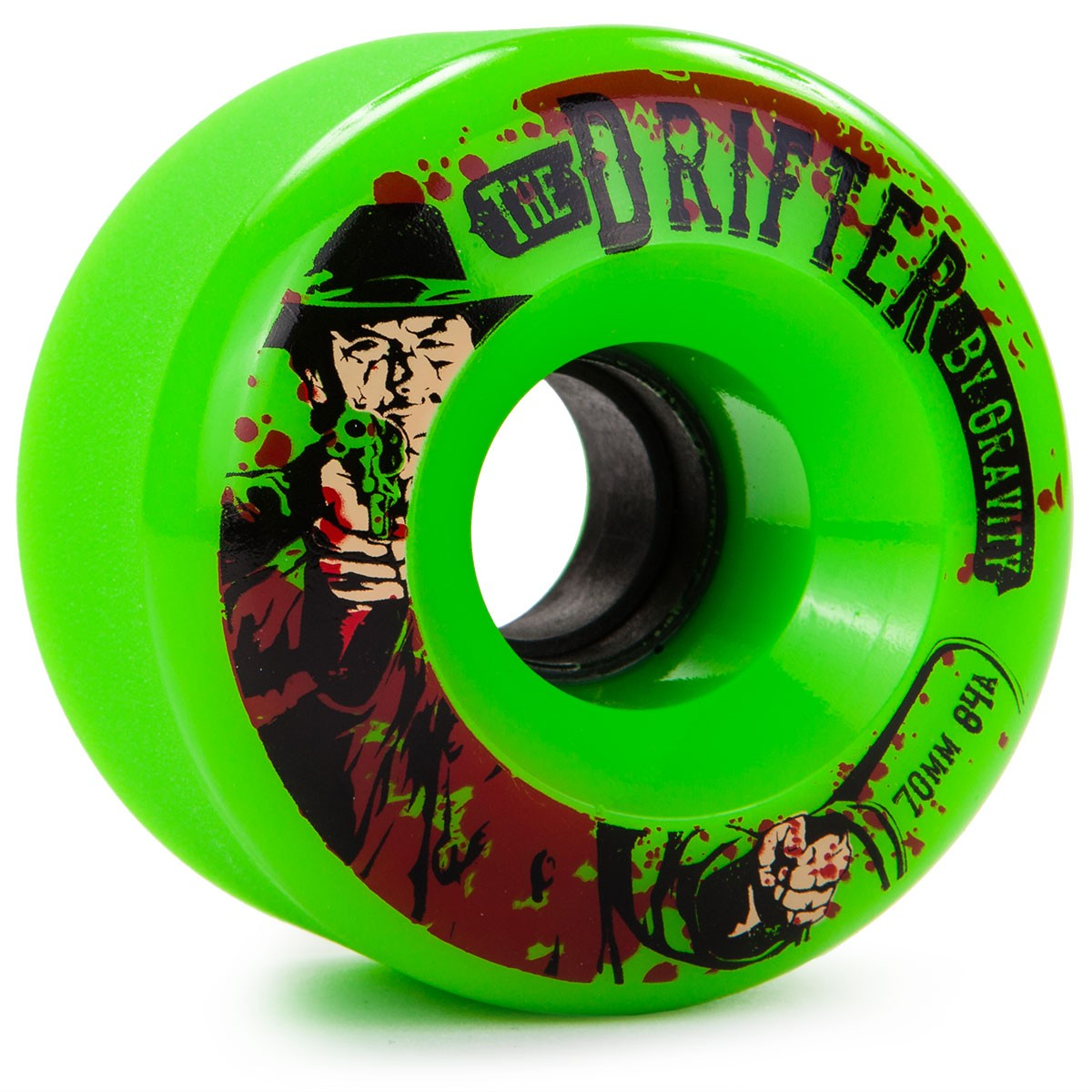 Gravity Drifters Longboard Wheels - 70mm