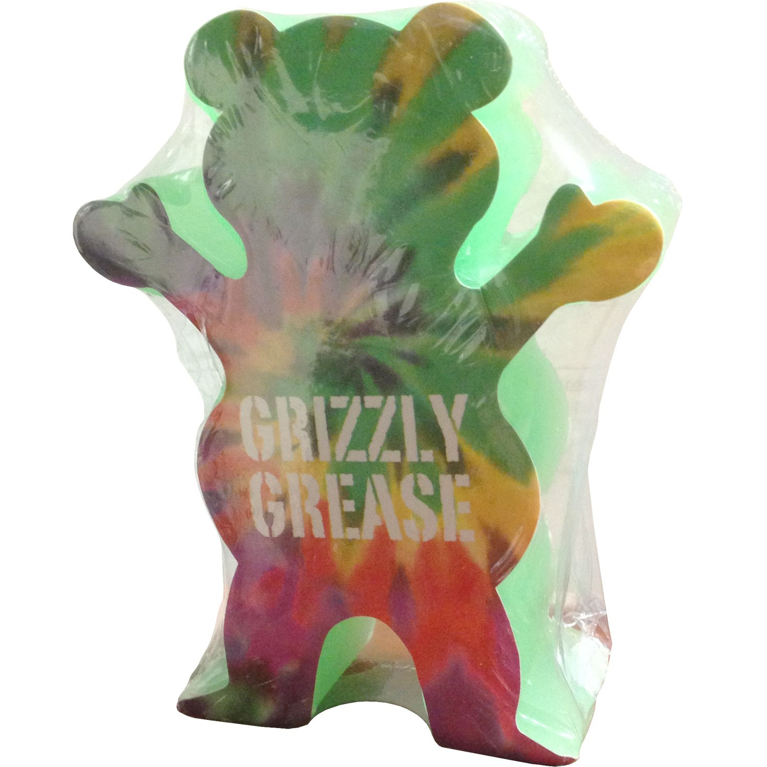 Grizzly Grease Wax 2014 - Green