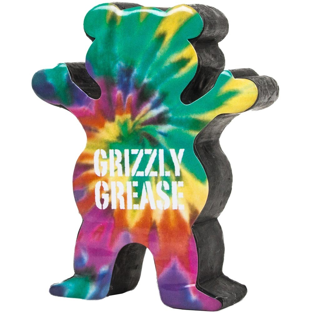 Grizzly Grease Wax 2014 - Black