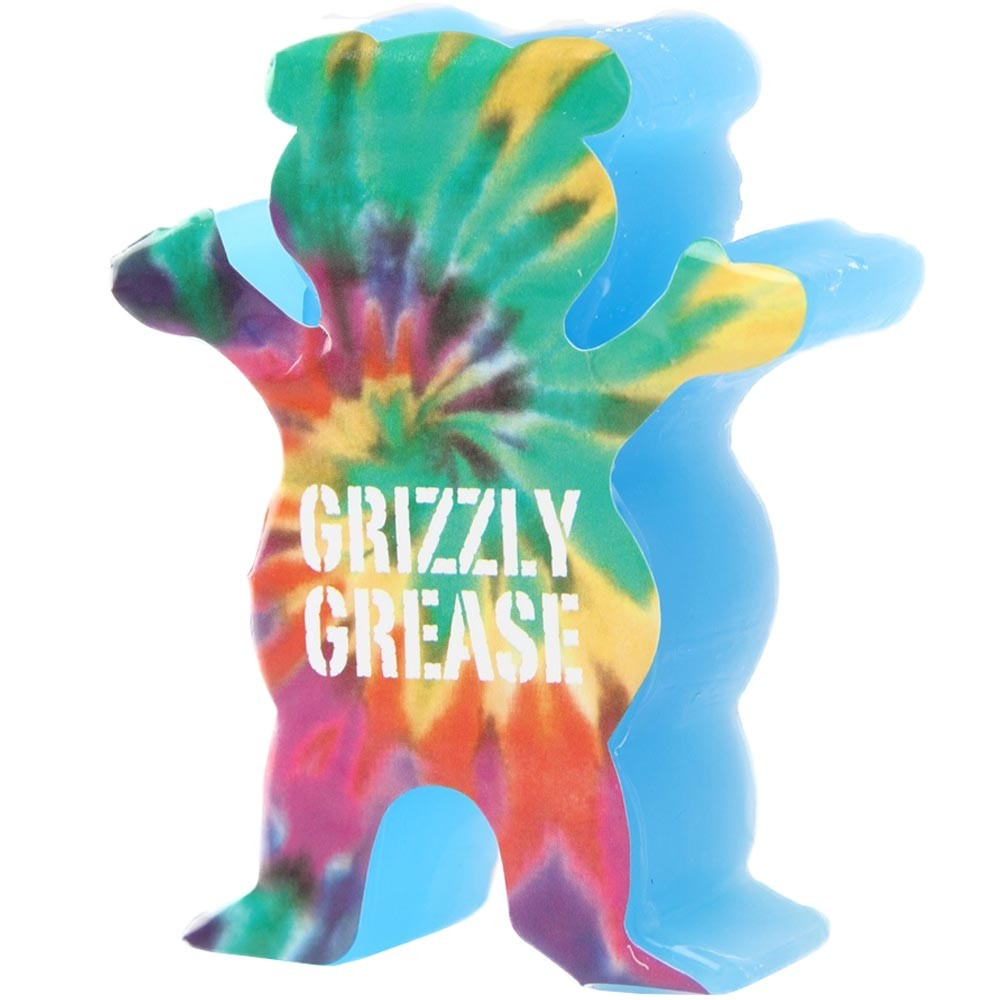 Grizzly Grease Wax 2014 - Blue