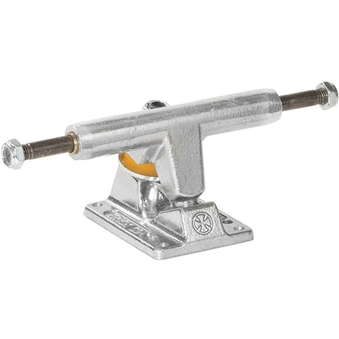 Independent Stage 11 T-Hanger Skateboard Trucks - Silver - 109mm