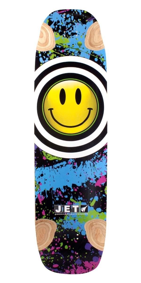 Jet Hot Potato Longboard Skateboard Deck