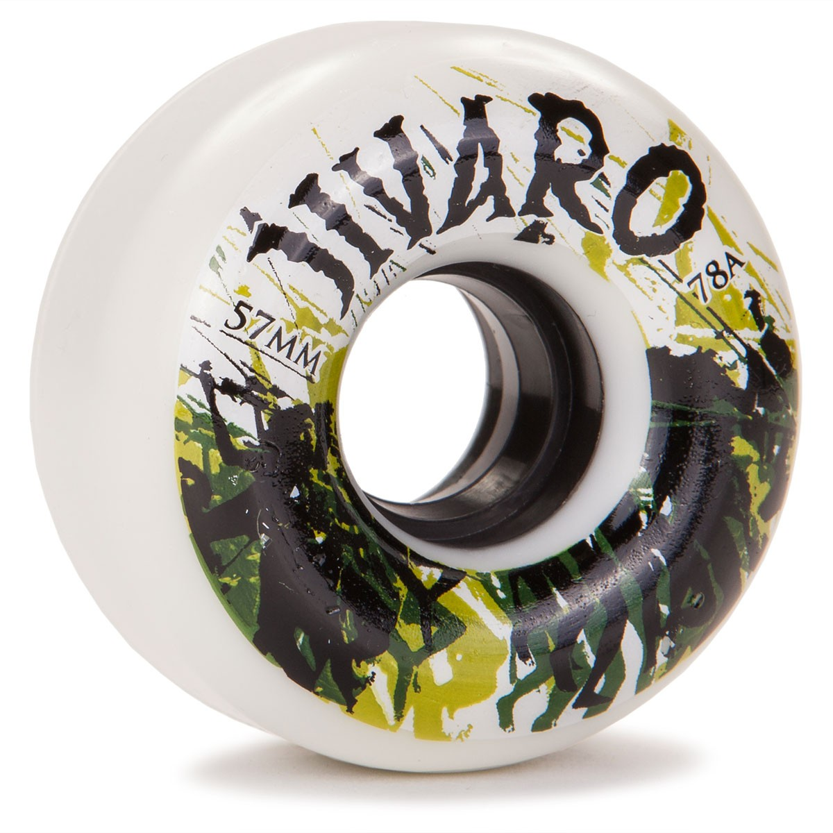 Jivaro El Dorado Skateboard Wheels 57mm 78a
