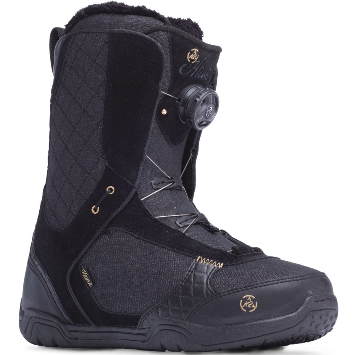 K2 Haven Women's Boots 2014 - Black