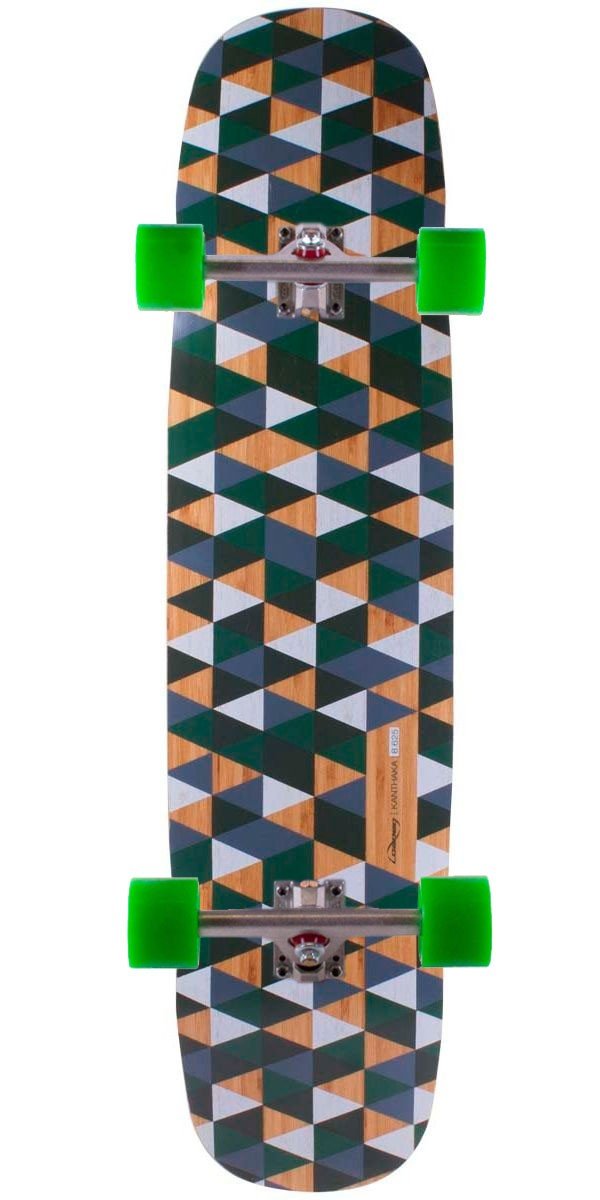 Loaded Kanthaka Longboard Skateboard Complete