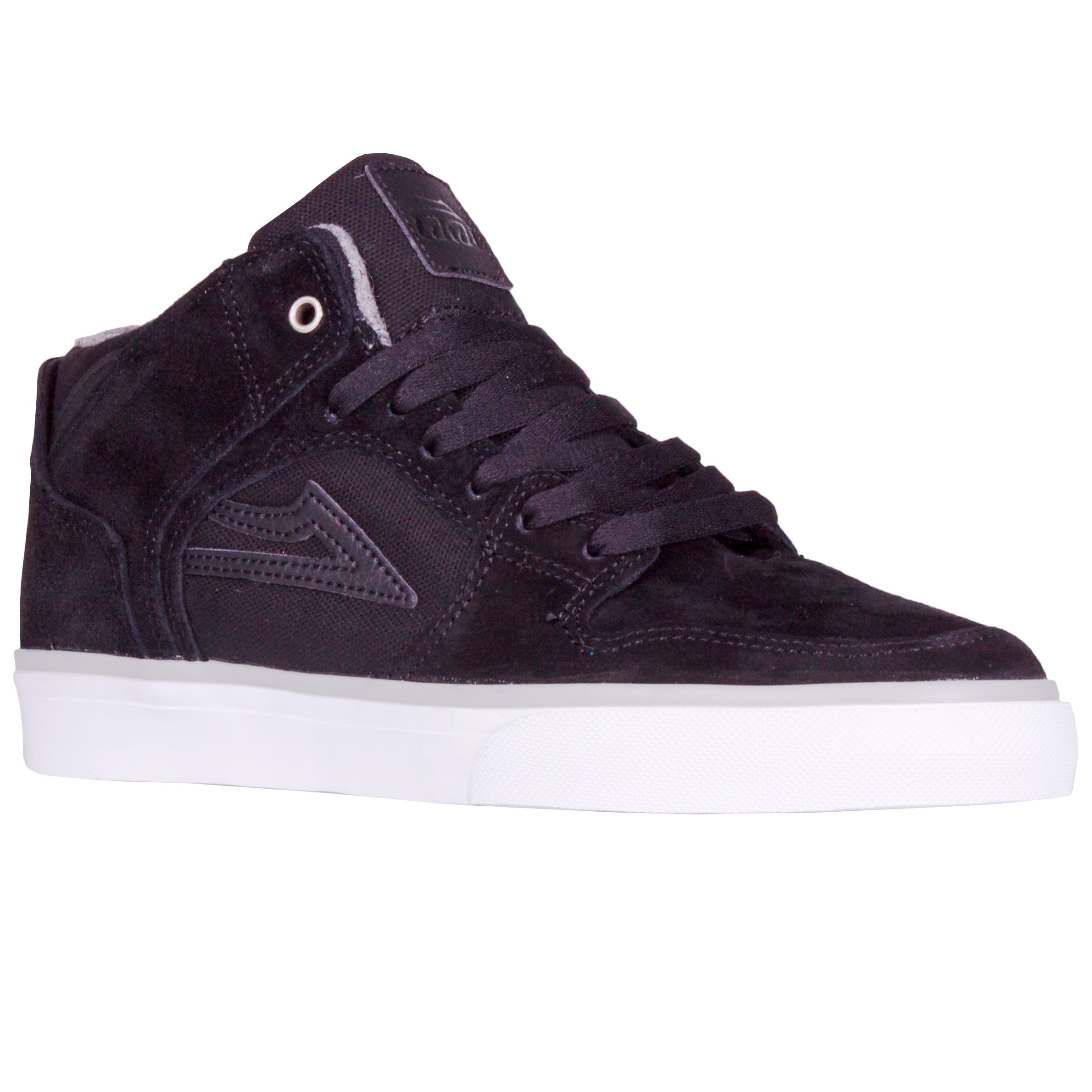 Lakai Telford Shoes - Black - 12.0