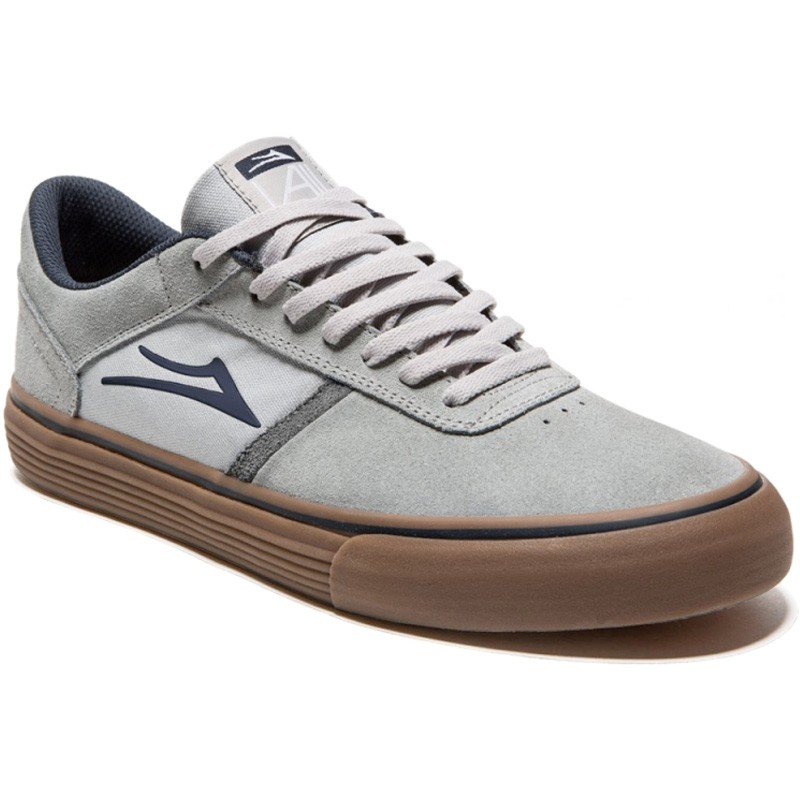 Lakai Vincent 2 Shoes - High Rise/Suede - 8.0