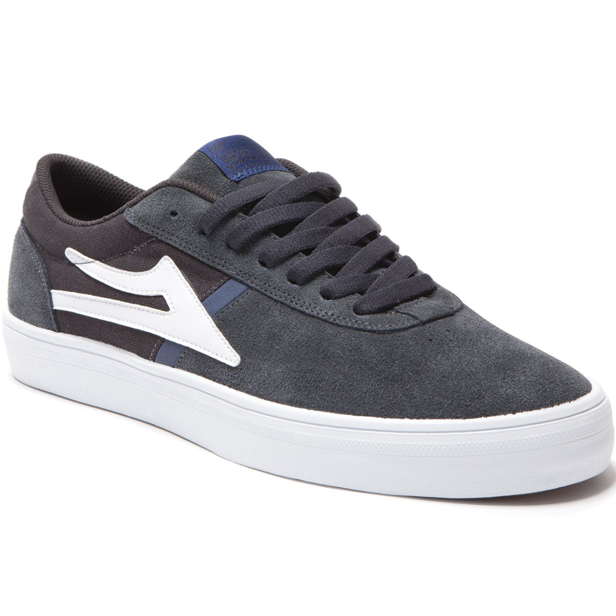Lakai Vincent 2 Shoes - Phantom Suede - 10.0