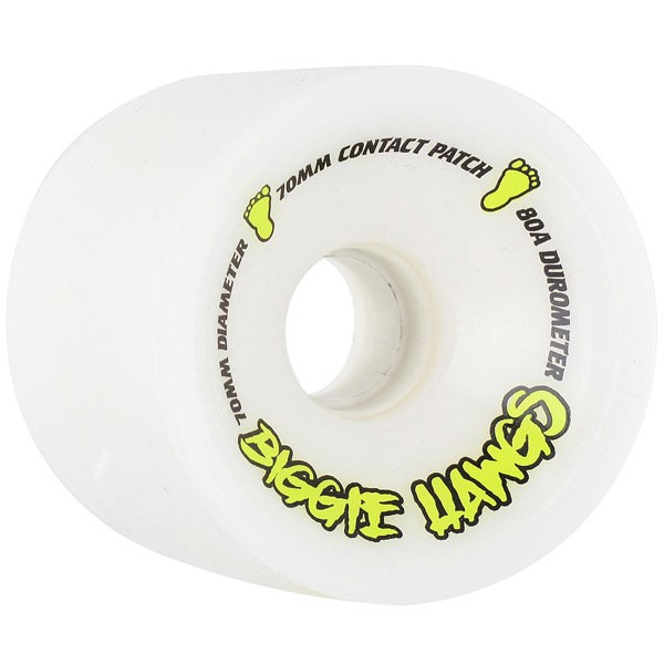 Landyachtz Biggie Hawgs Longboard Wheels 70mm 2013
