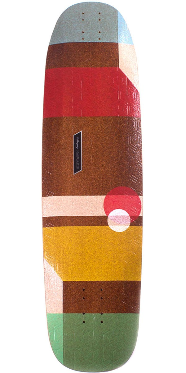 Loaded Cantellated Tesseract Longboard Skateboard Deck