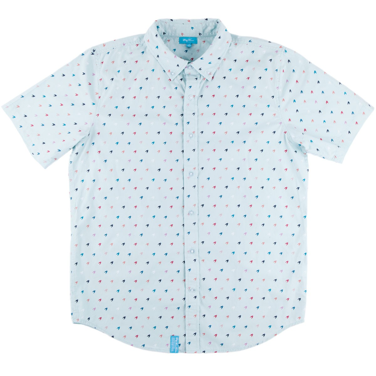 LRG Hound Doggie Shirt - Ice Water
