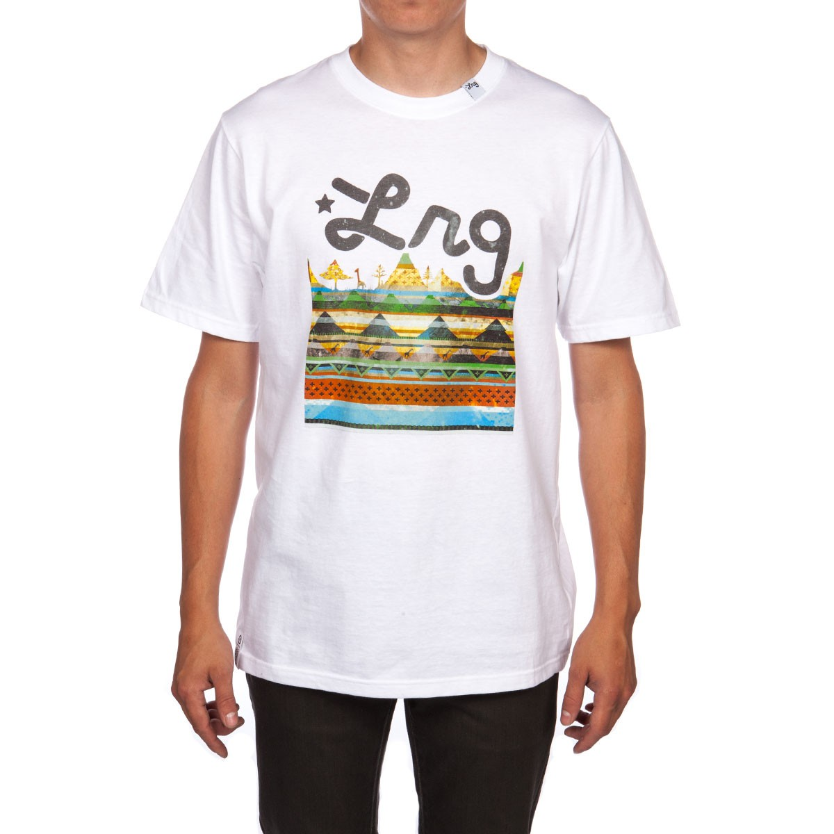 LRG L-Gallery T-Shirt - White