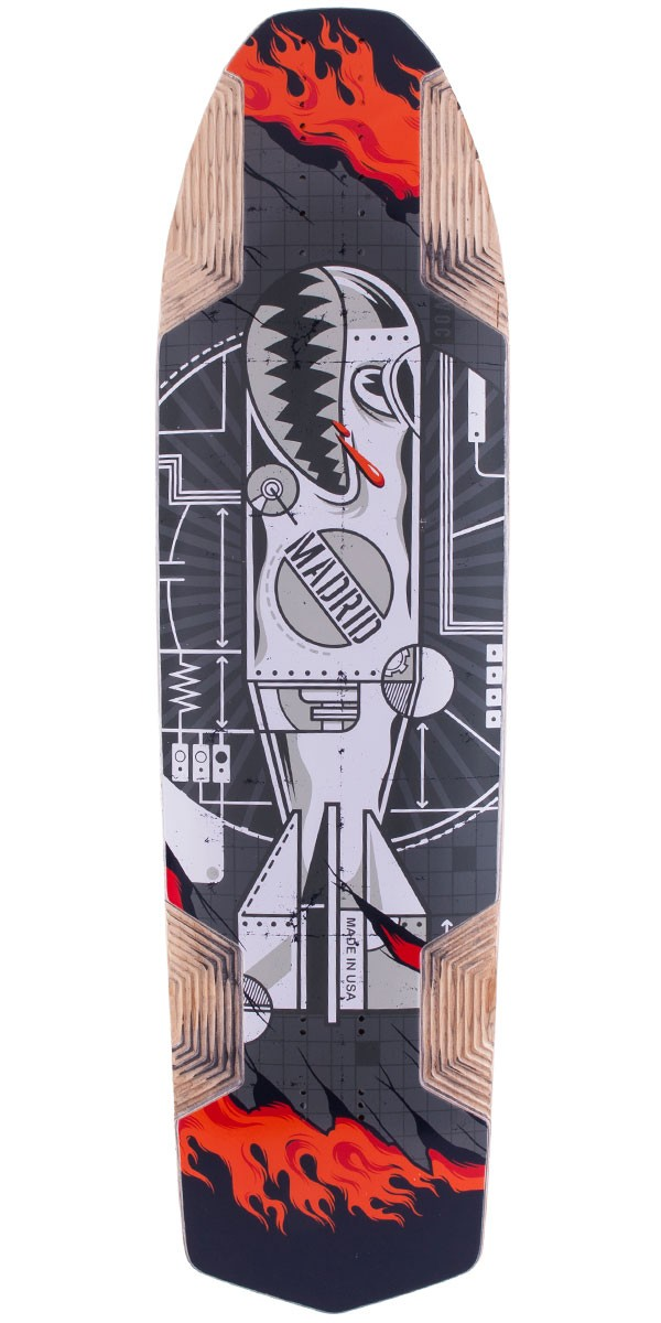 Madrid Havoc WMD Longboard Skateboard Deck