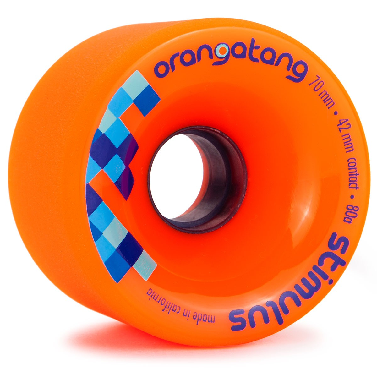 Orangatang Stimulus Freeride Longboard Wheels 70mm