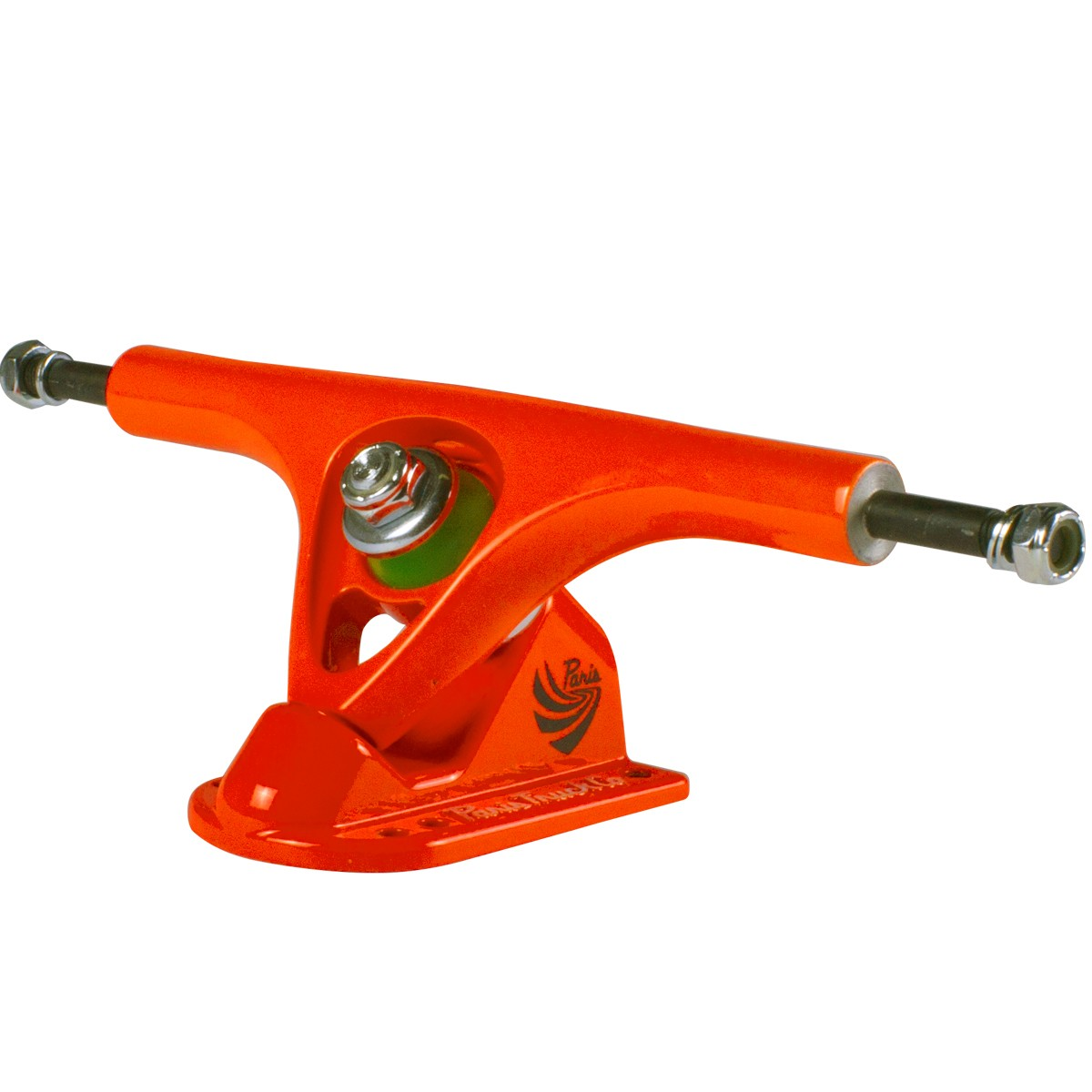 Paris 180mm Longboard Trucks - Orange V2