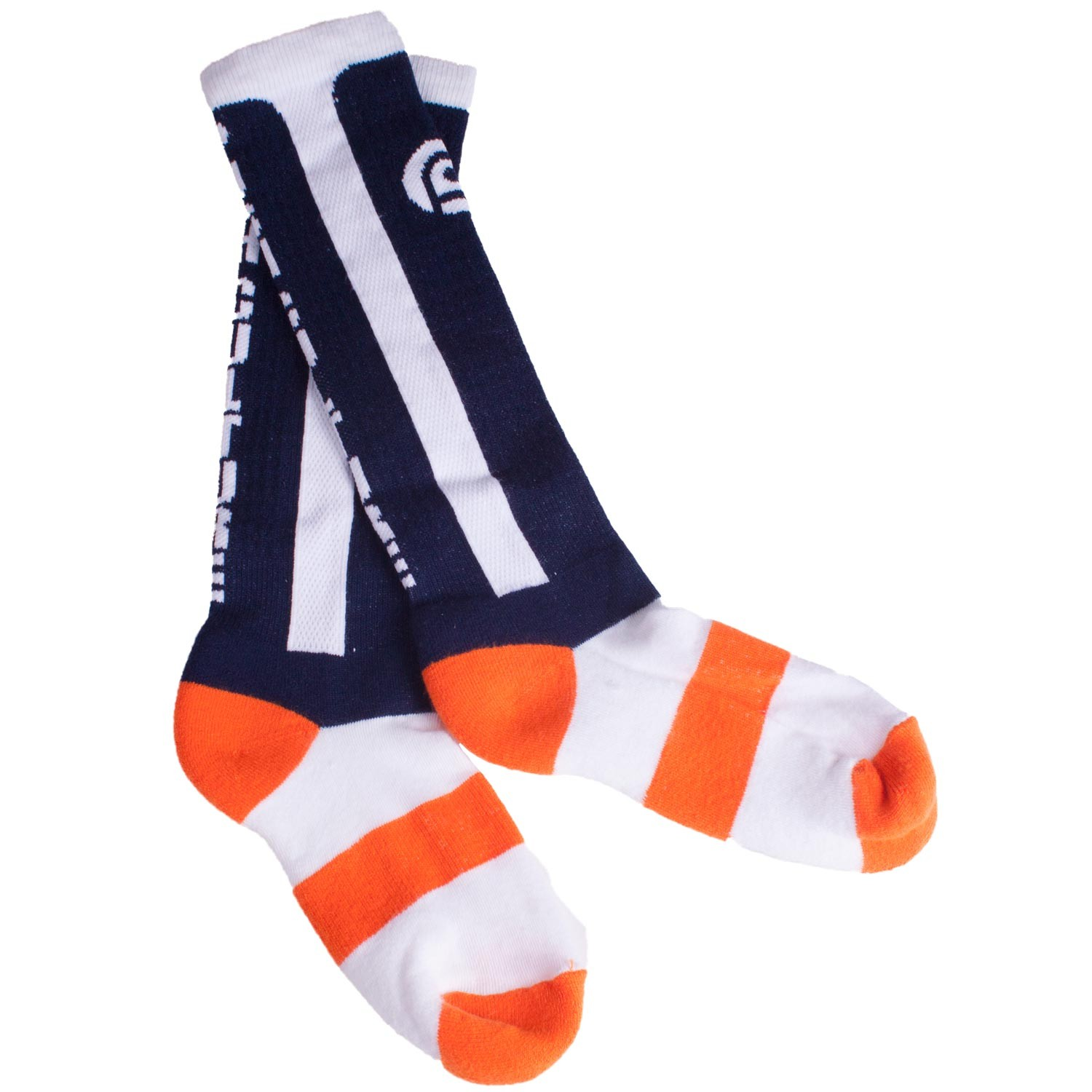 Push Culture Navy Socks - Navy Blue