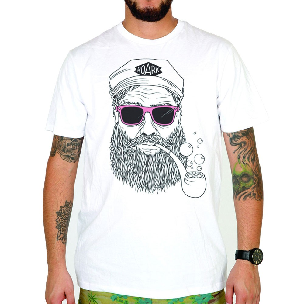Roark La Pirata T-Shirt - White