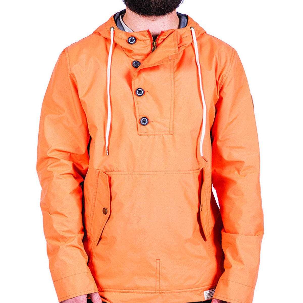 Roark Seafarer Jacket - Orange