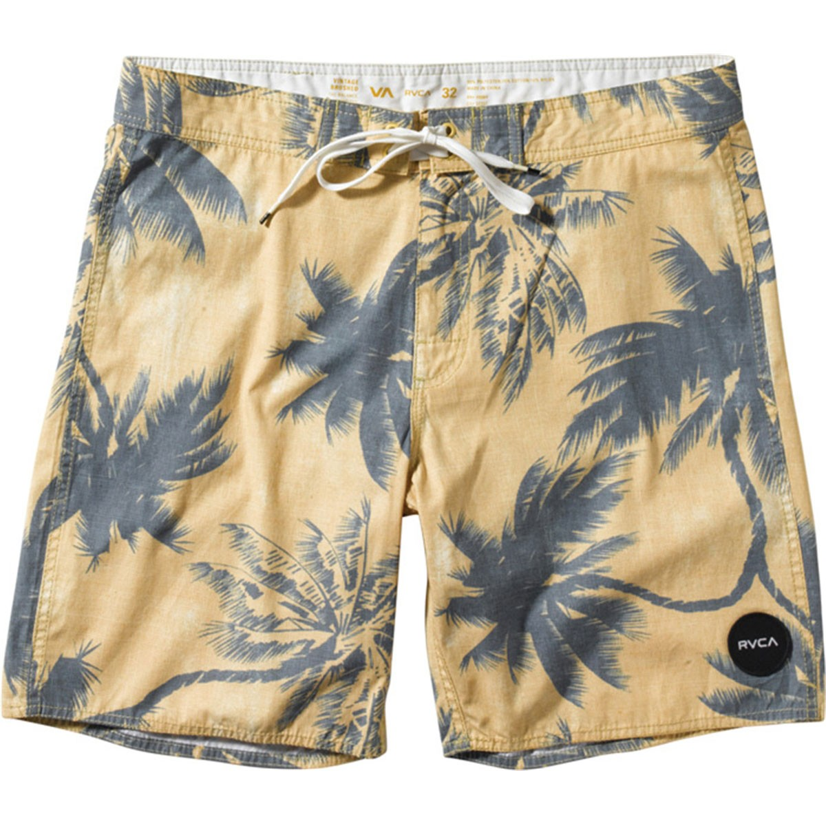 RVCA It's All Gravy Boardshorts - Golden