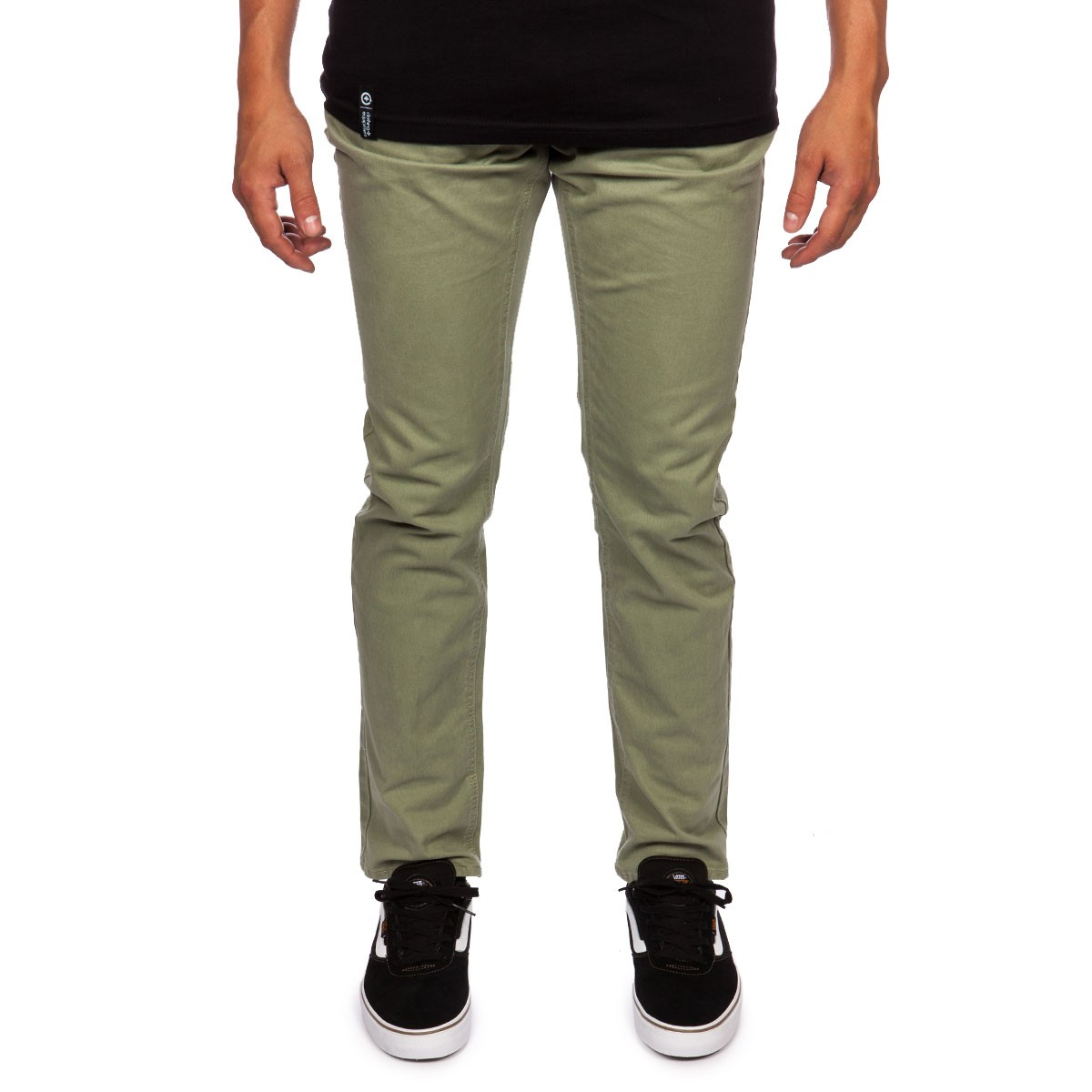 RVCA Stay RVCA Pants - Oil Green