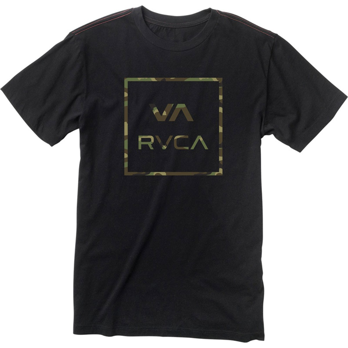 RVCA Vamo T-Shirt - Black