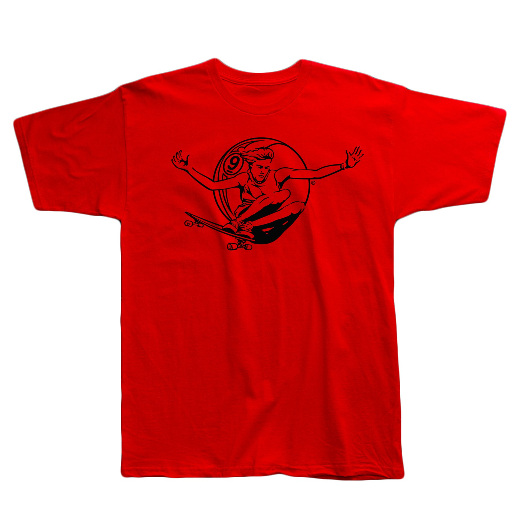 Sector 9 Bert T-Shirt - Red