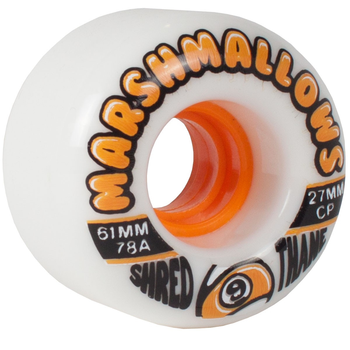 Sector 9 Marshmallows Longboard Wheels - 61mm
