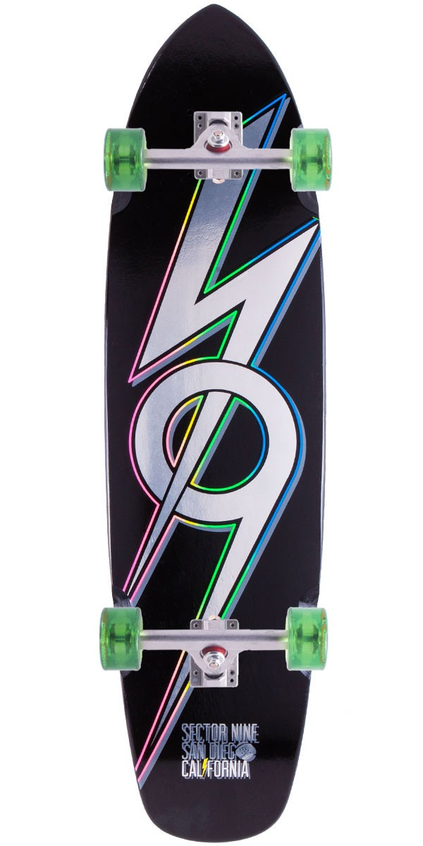 Sector 9 The 83 Longboard Skateboard Complete 2014