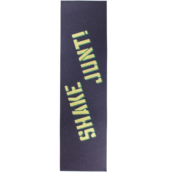 Shake Junt Spray Griptape - Yellow / Green