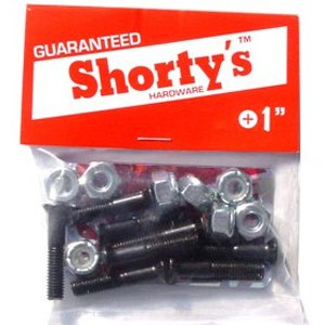 Shorty's Mounting Hardware