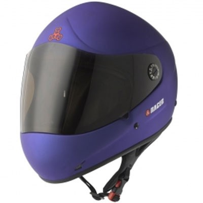 Triple Eight Racer Helmet - Blue Rubber