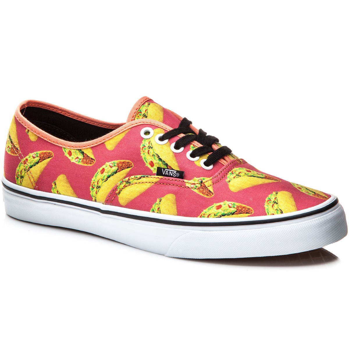 Vans Original Authentic Shoes - Late Night Coral/Tacos - 8.0