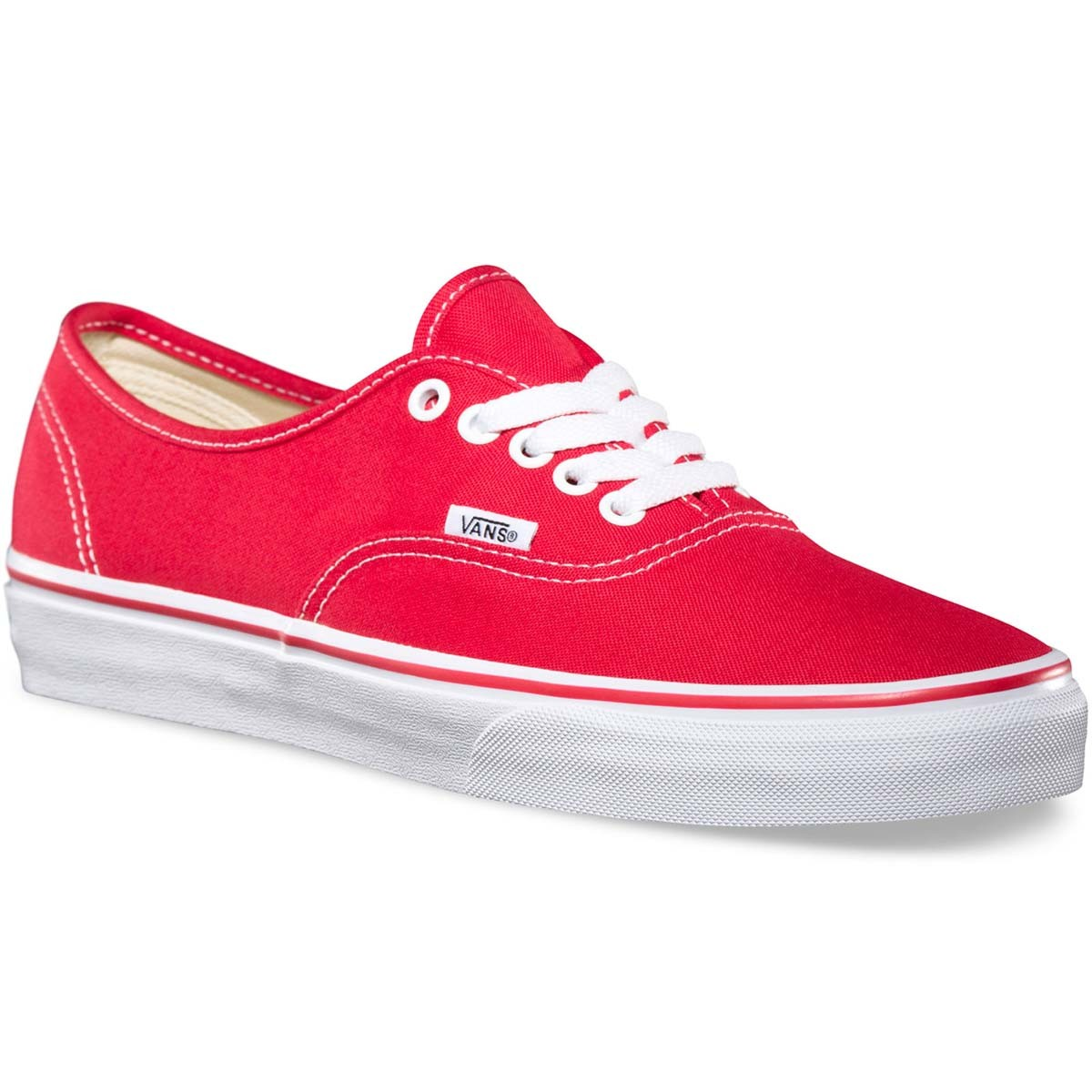 Vans Original Authentic Shoes - Red