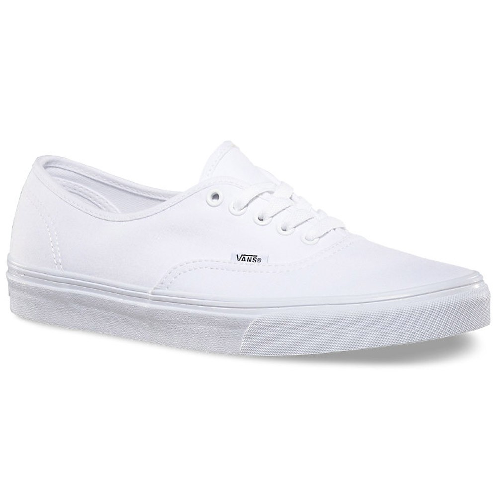Vans Original Authentic Shoes - True White - 10.0
