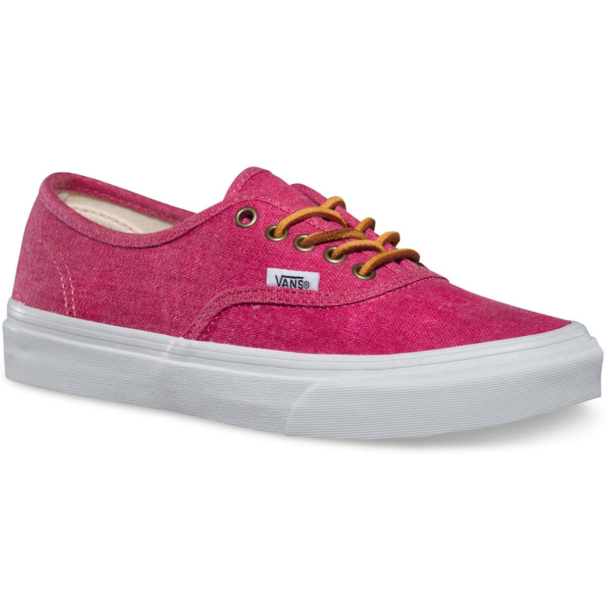 vans authentic slim washed canvas womens