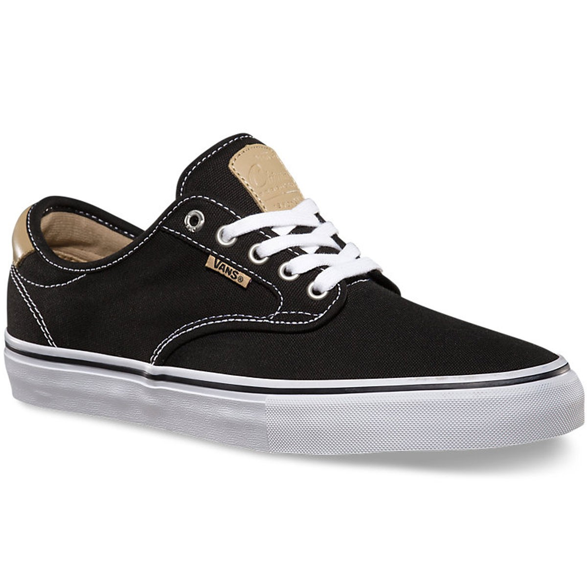 Vans Chima Ferguson Pro Shoes - Black/Tan - 10.0