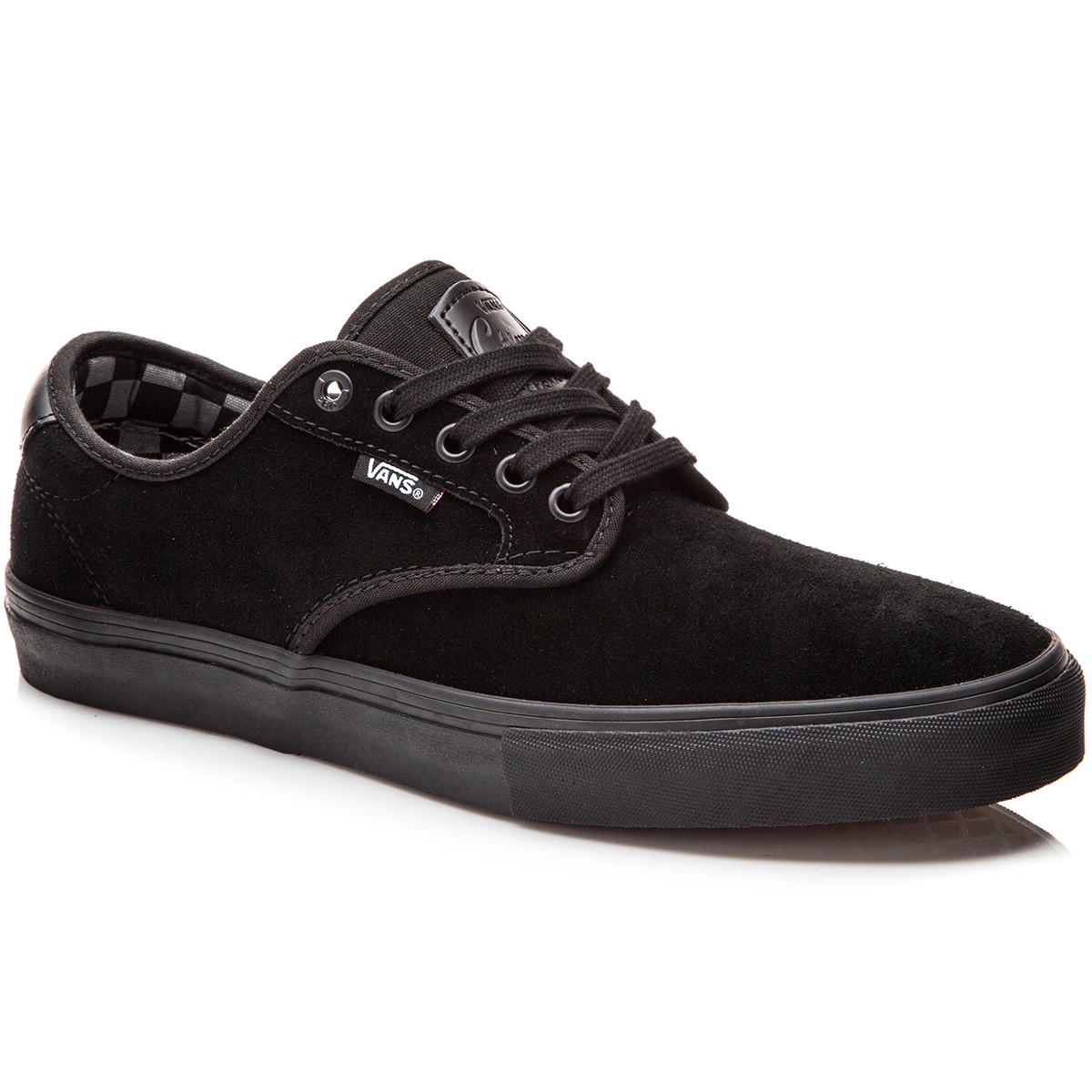 Vans Chima Ferguson Pro Shoes - Mono Black/Black - 8.0