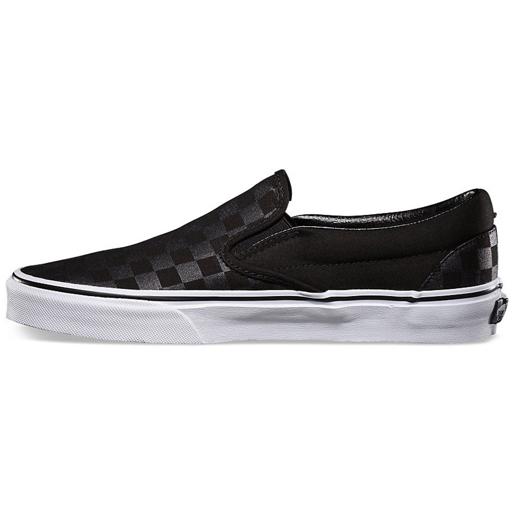 vans classic slip on checkerboard shoes. Black Bedroom Furniture Sets. Home Design Ideas