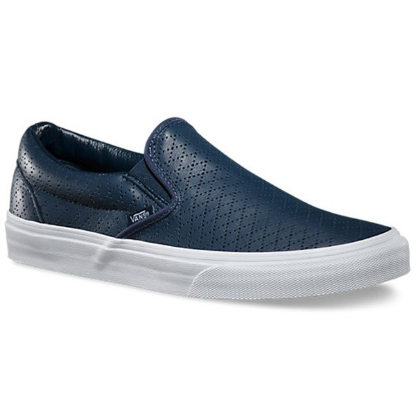 Vans Classic Slip-On Shoes - Diamond - 9.0