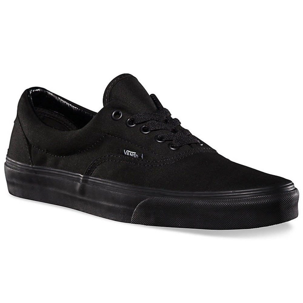 Vans Era Shoes - Black/Black - 7.5