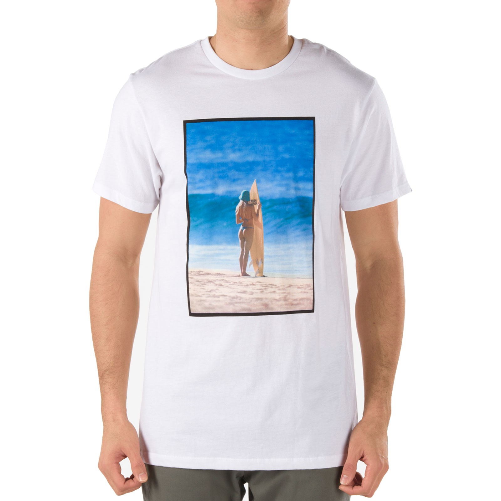Vans Hank Photo II T-Shirt - White