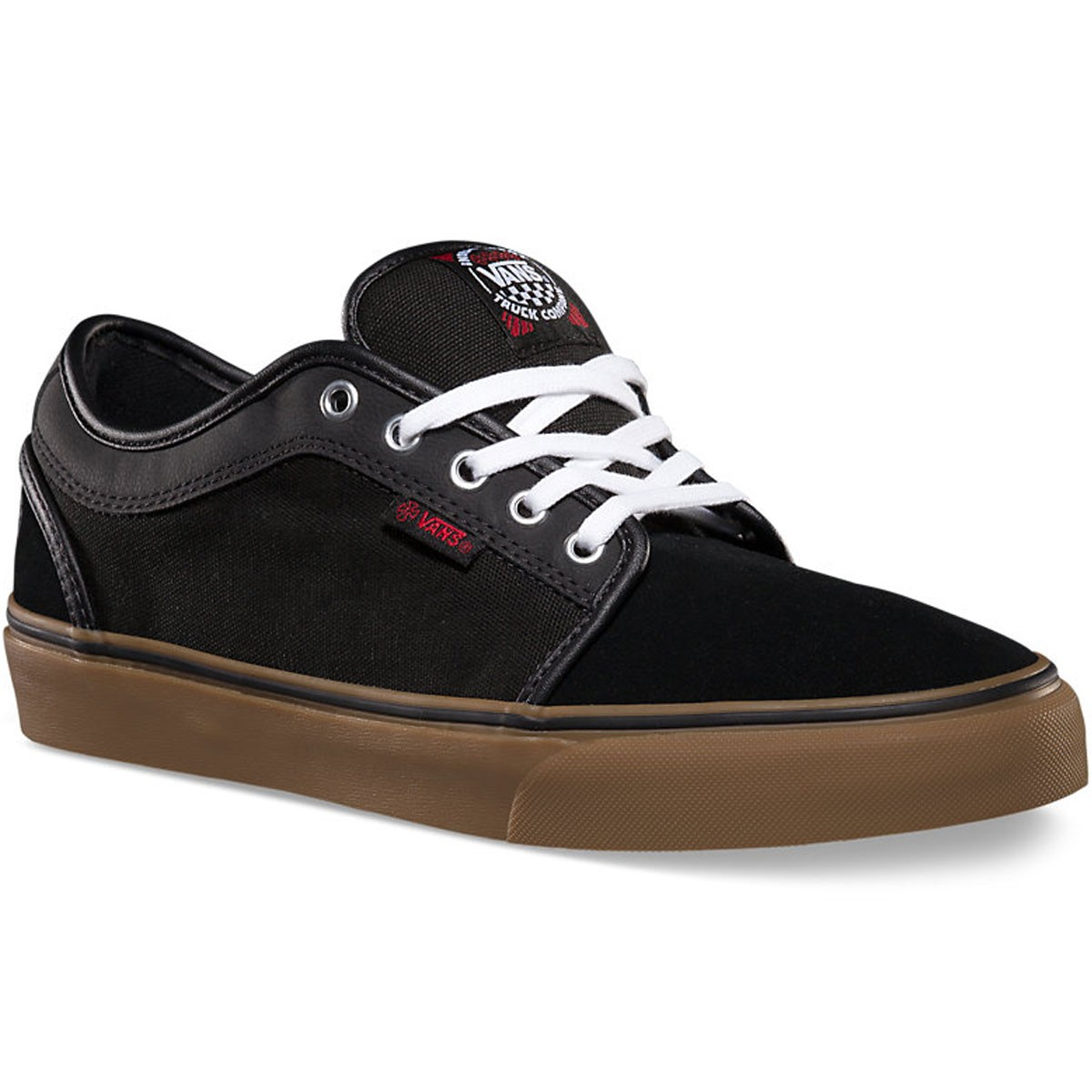 Chukka Low Shoes Black