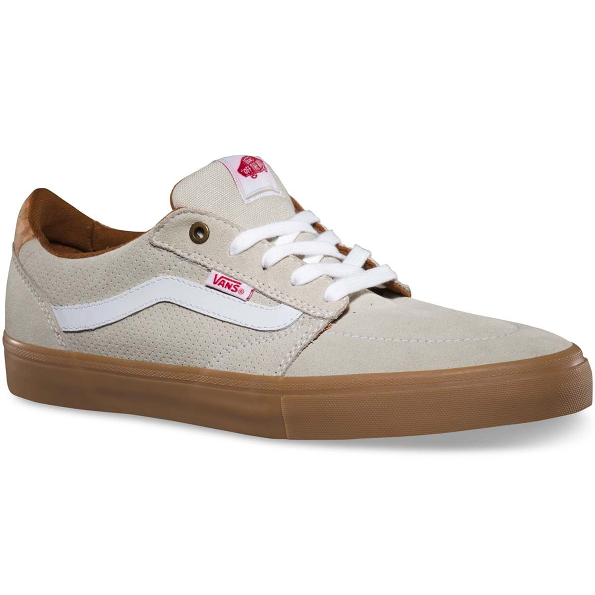 Vans Lindero Shoes - Cork Oatmeal/Gum - 8.0