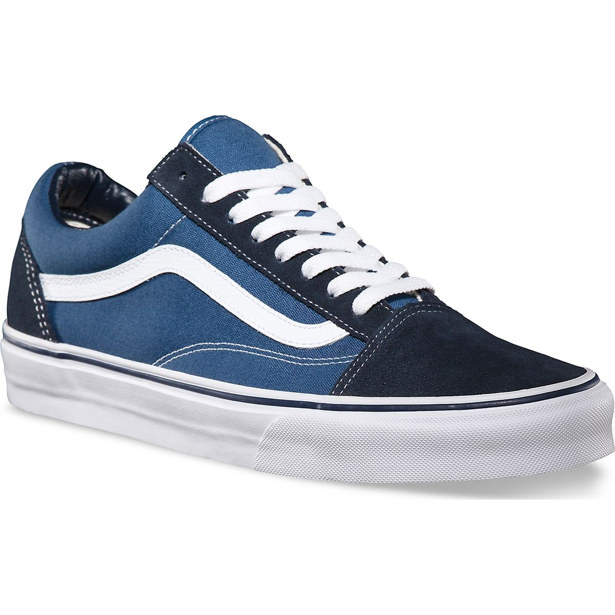 Vans Old Skool Core Classic Shoes - Navy - 7.0