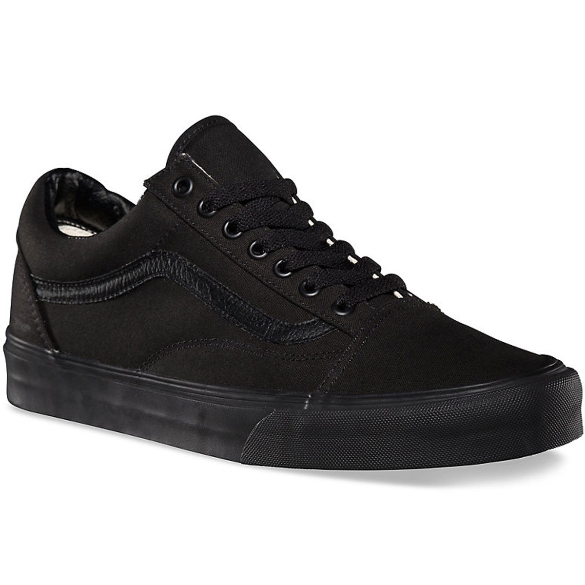 Vans Old Skool Core Classic Shoes - Black/Black - 9.0