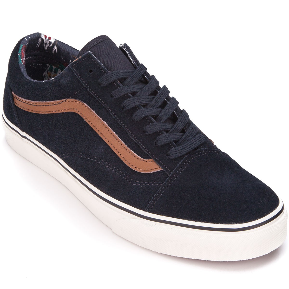 old skool vans suede shoes